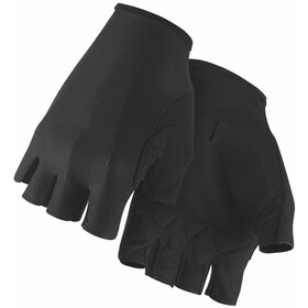 assos RS Aero Short Finger Gloves black series